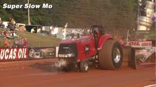 "Tractor Pulling Slow Mo Recap: ""XXX"" Super Stock"