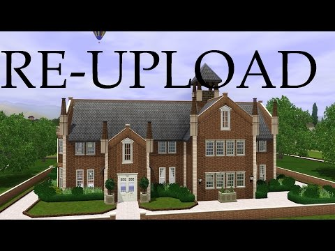 The Sims 3 Roof tutorial