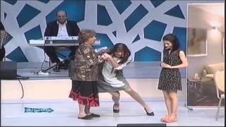 Bu şəhərdə Qızıl Gül konsertindən bir parça. 2014-cü il Gəlinlərin nazlı rəqsi