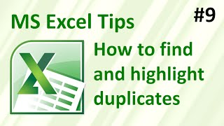 How To Find And Highlight Duplicates In Excel