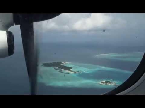 Hyderabad India to Maldives - Travel Day