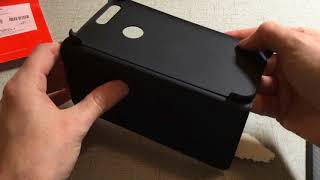 Official OnePlus 5T Flip Cover Unboxing and Review