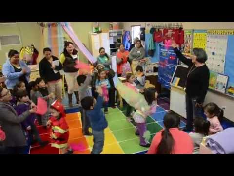 Menlo Park Pre-School: Family Connections; A Day in the Life