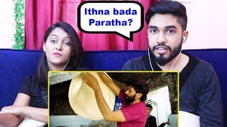 INDIANS react to PAKISTANI STREET FOOD OF BAHAWALPUR | KALEJI WITH THE BIGGEST PARATHA