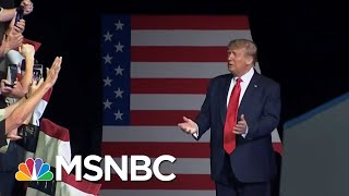 Trump 'Furious' Over Sparse Tulsa Rally And On Defense Over Bolton Book   The 11th Hour   MSNBC