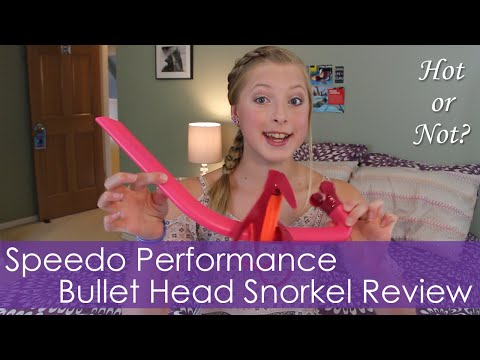 Speedo Performance Bullet Head Snorkel Review | Hot or Not?