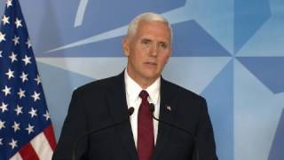 "Pence:Trump Supports Press Freedom, But Will Call Out ""Fast And Loose"" Facts"
