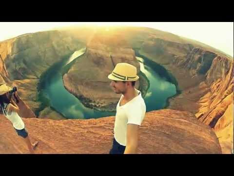 Amazing 28 day USA Road Trip - GoPro 2 HD