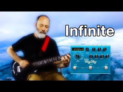 Strymon Big Sky Infinite Hold | Ambient Guitar Soundscape