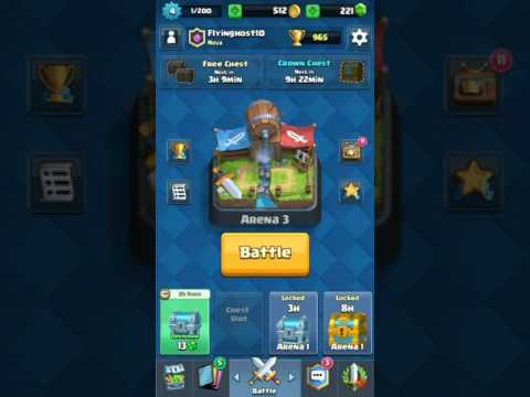 How to have multiple accounts on Clash Royale