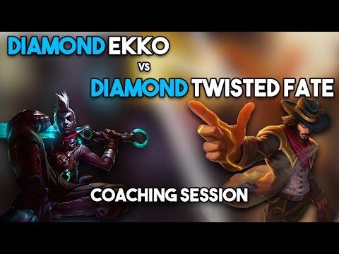 Xxx Mp4 COACHING SESSION Diamond Ekko Vs Diamond Twisted Fate 3gp Sex