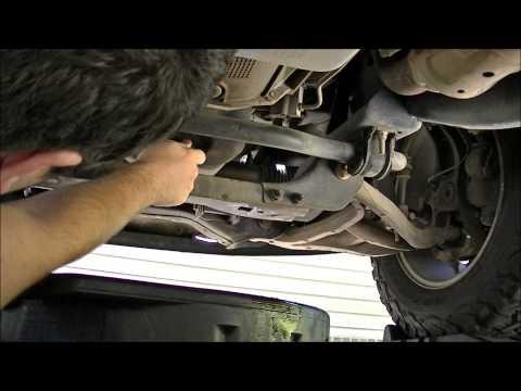 2004-2010 Ford F-150 5.4L 4.6L 3V Triton V8 oil change