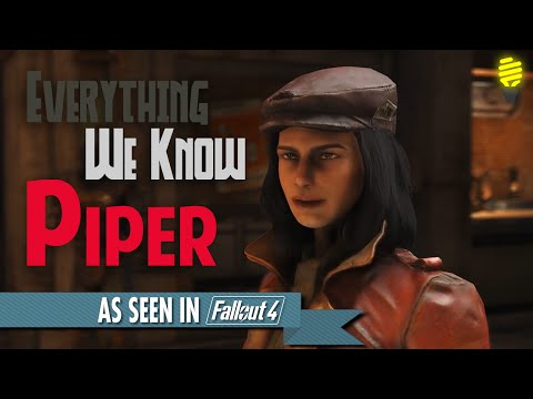 Fallout 4 - Everything We Know About Piper (News/Speculation)