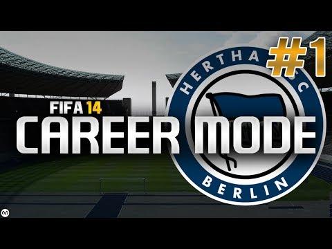 FIFA 14   Next Gen Career Mode   #1   Hertha BSC