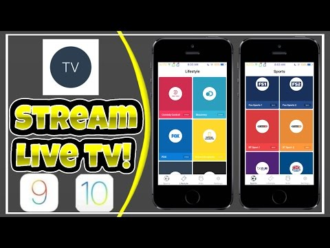 [New] How To Stream Live Premium TV On iOS 10/9! NO PC/JB! FREE!