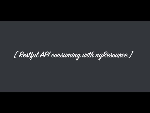 How to Improve Your REST Calls in Angular With ngResource
