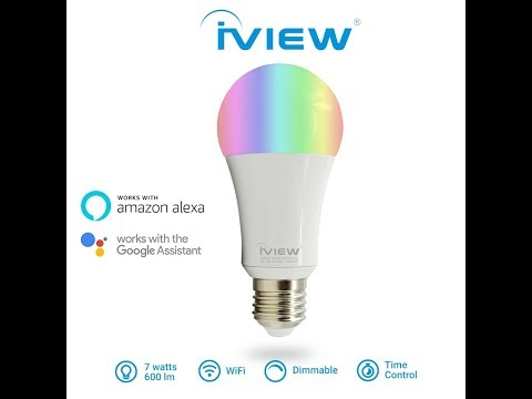 Simple & Cheap Smart Devices - iView Smart Bulb and Socket Review