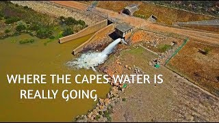 CAPE TOWN WATER CRISIS // WHERE IS THE WATER ACTUALLY GOING?