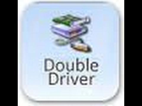 Windows Driver Backup Tool Double Driver
