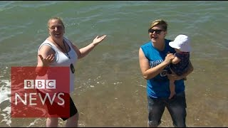 Heatwave: How is Britain dealing with it? BBC News