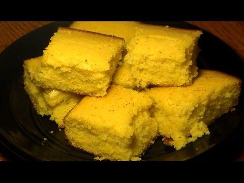 World's Best Buttermilk Cornbread From Scratch Recipe: How To Make Sweet Moist Homemade Cornbread