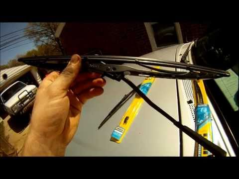 Ford Ranger Windshield Wiper Replacement