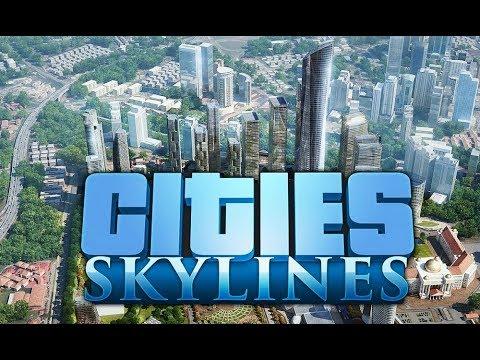 Cities: Skylines Park Life - Drunk City