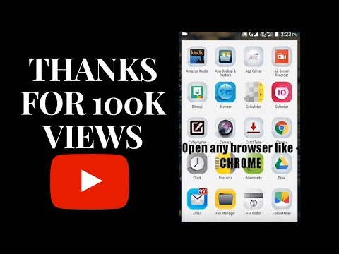Permanently delete or deactivate twitter account on mobile phone / android| simplest video |