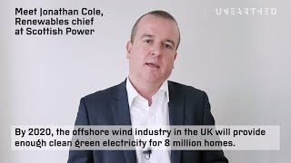 Why is offshore wind suddenly so cheap in the UK?