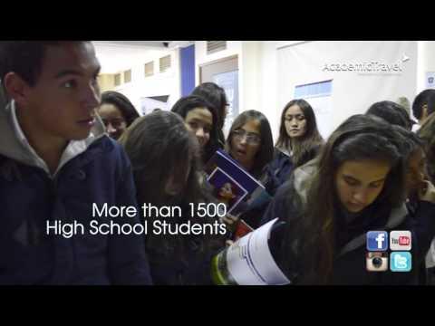 IFSA 2015.2  Bogota, Colombia - The Intercollegiate Fair of studies Abroad