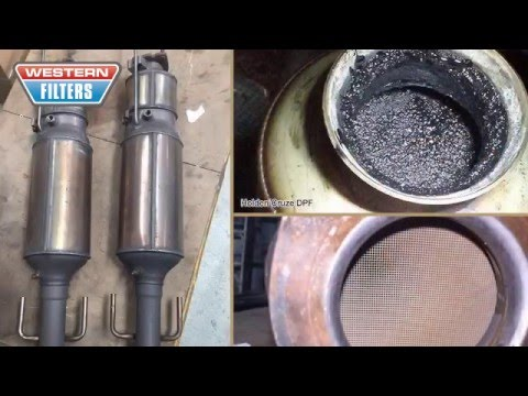 Western Filters DPF Filter Cleaning Services: Utilising the World's First Technology & Equipment