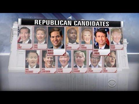GOP presidential candidates slam Obamacare ruling