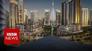 Dubai to build new record-breaking skyscraper - BBC News