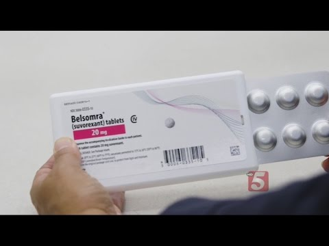 Testing The Latest Sleep Medicine