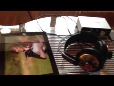 Broken Headphone Jack on iPad or iPhone? Never mind!