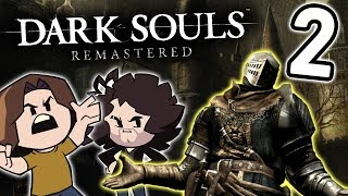 Dark Souls Remastered: Worlds Slowest Arrows - PART 2 - Game Grumps