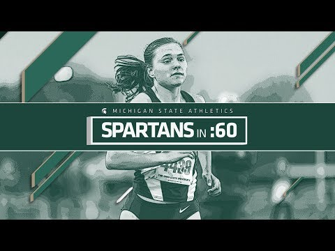 Spartans in :60 - Carlyn Arteaga