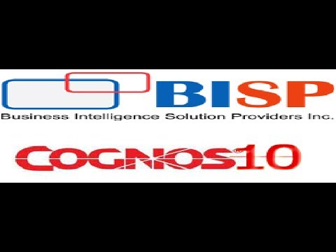 IBM Cognos Product Suite Introduction and Architecture
