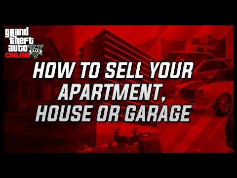 grand theft auto 5 online sell house