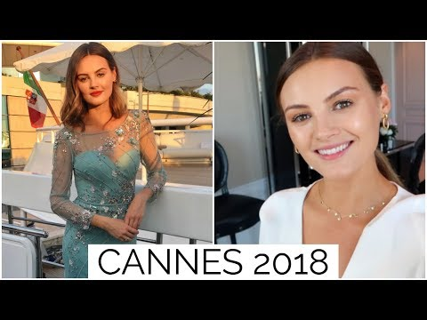 WHAT I DID IN CANNES | Niomi Smart