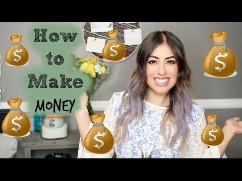 Back to School: How to Make Money (Easy for Teens) & Huge Giveaway
