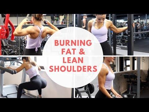 FAT BURNING & SHOULDER WORKOUT - Episode 3 Summer Cuts