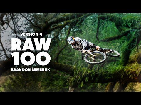 100 seconds of pure Brandon Semenuk MTB bliss.   Raw 100