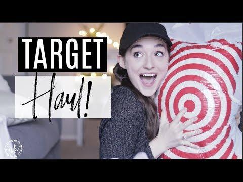 Chatty TARGET HAUL! 🎯 | Home Decor | Natalie Bennett
