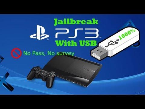 How to Jailbreak PS3 4 81 No Password No Survey