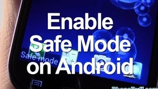 How To Enable Safe Mode On Android