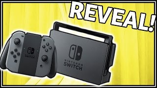 Nintendo NX REVEAL Reaction - Switch Prices, Technology, Release Date, Thoughts!