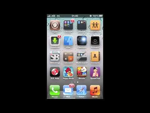 Siri Voice contol mod iphone 4