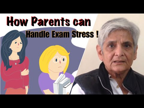 How parents can handle Exam stress| tips to help children during exams | Avoid Exam stress