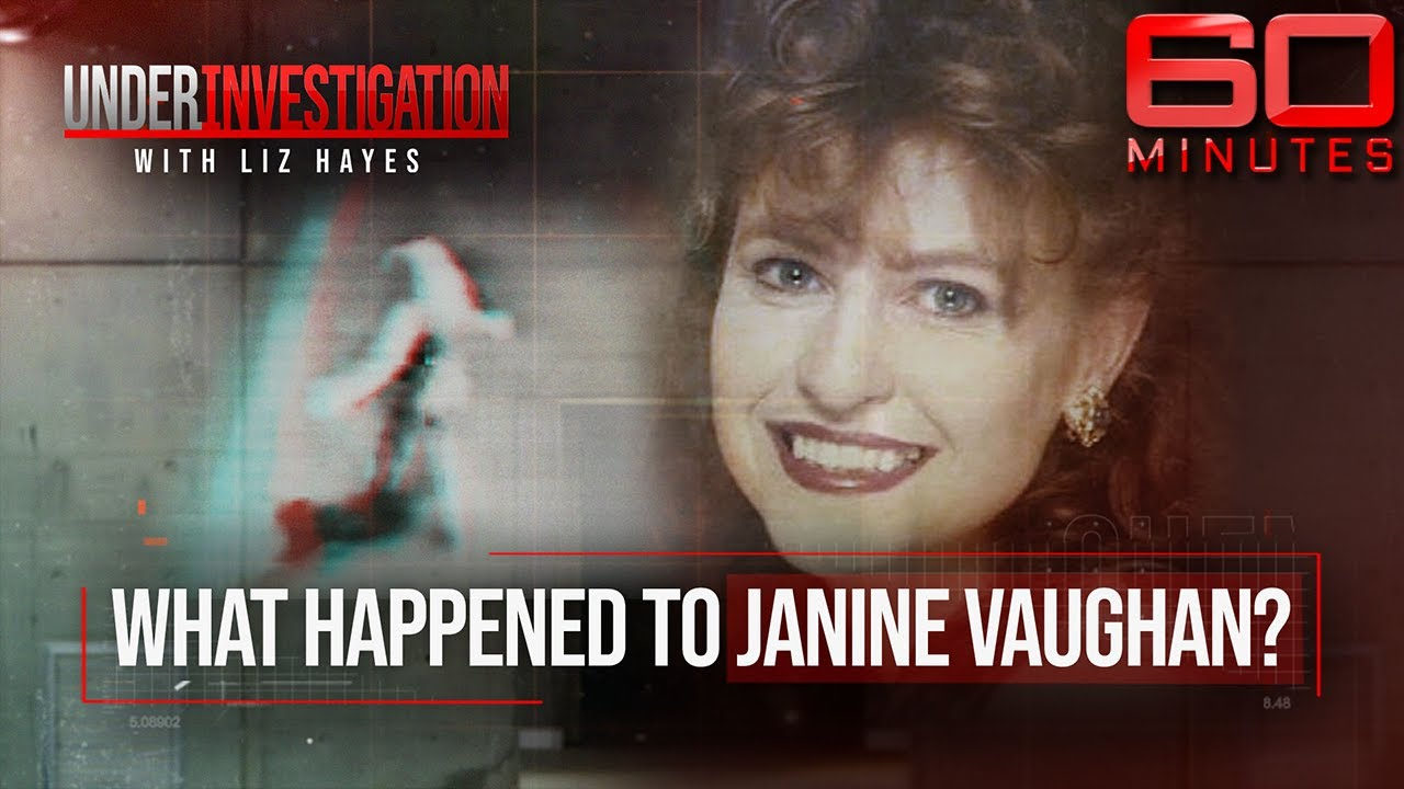 Shocking small town murder: what happened to Janine Vaughan?   Under Investigation